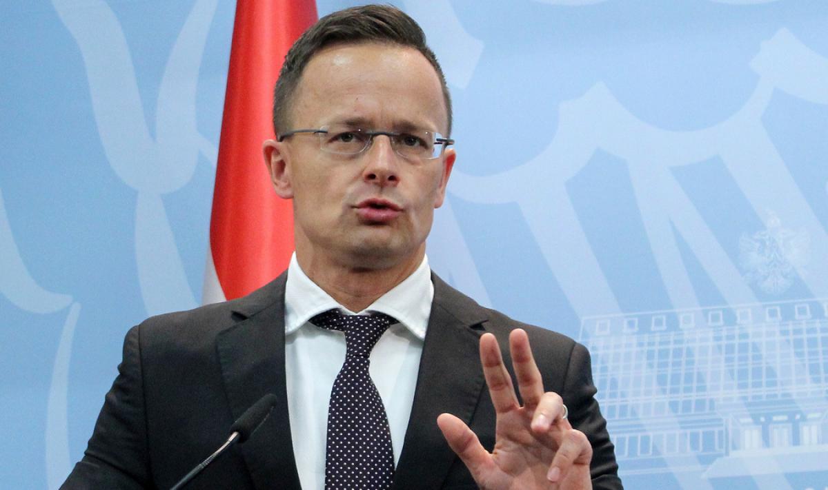 Сийярто пожаловался на Украину в ЕС из-за Закарпатья, но ни одна страна не отреагировала – СМИ
