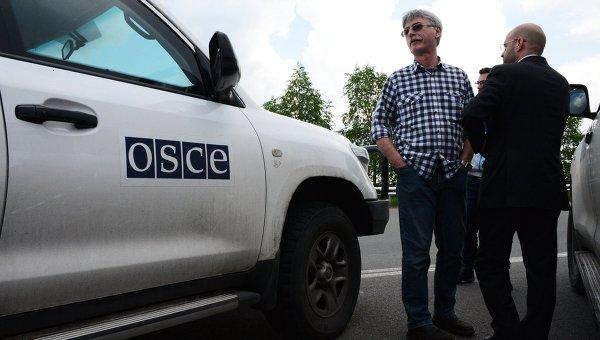 Сообщение о прекращении сотрудничества ДНР с ОБСЕ не соответствуют действительности