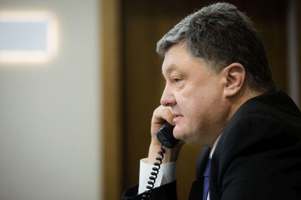 Порошенко поддержал Алиева в борьбе с агрессором: Украина за суверенитет и территориальную целостность Азербайджана