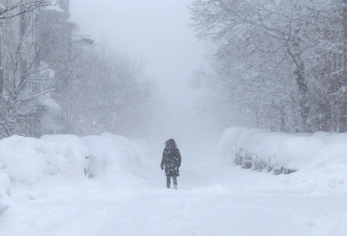 Прогноз погоды на 8 декабря в Украине: где будет дождь и снег
