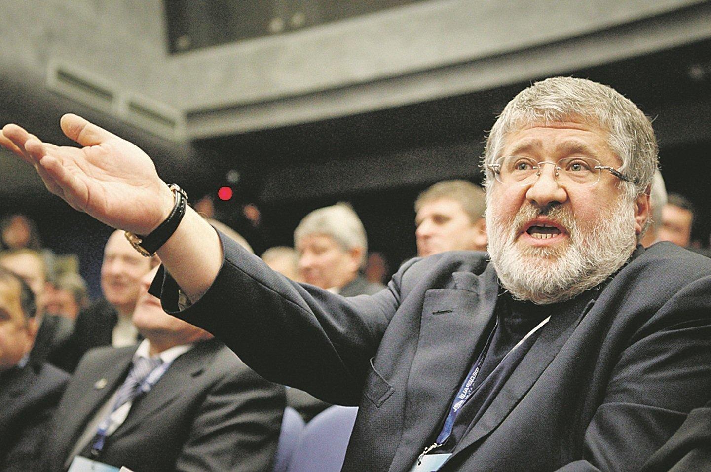 Украина, Политика, Коломойский, Олигарх, Экономика, Газ, Россия.