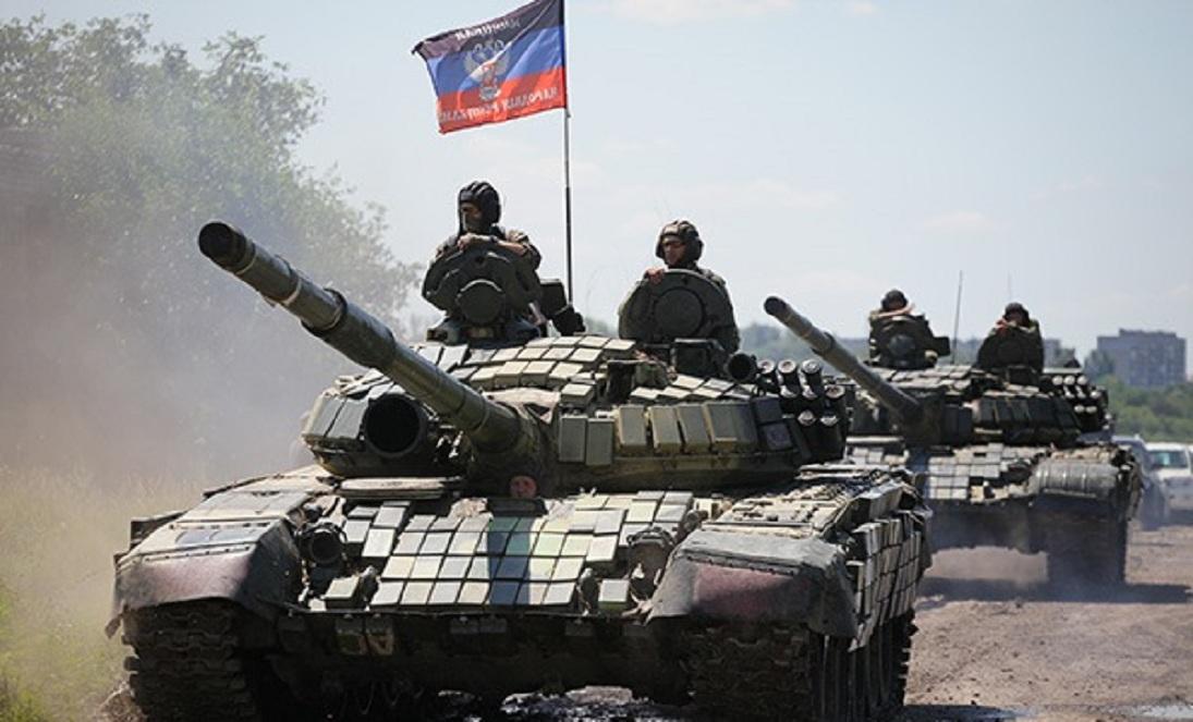 Армия РФ наносит сокрушительные удары по позициям ВСУ, разжигая ситуацию на Донбассе