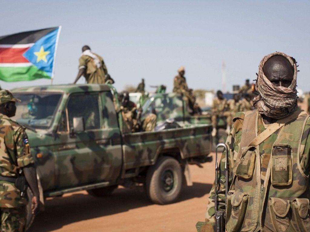 В Судане готовился переворот, однако местные СМИ молчат и показывают музыку