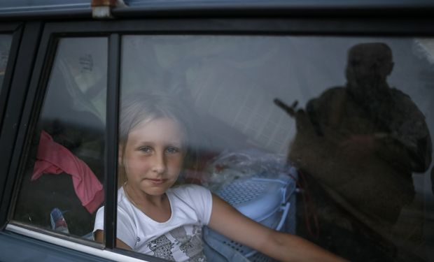 Свыше 45 тысяч украинских беженцев уже перевезены в российские регионы