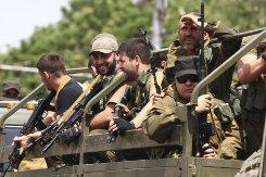 В СНБО заявили о 200 украинских военнопленных под Иловайском