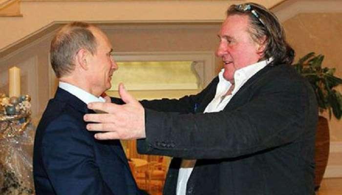 """Теперь ясно, почему Депардье так """"полюбил"""" Россию и Путина: во Франции актера-развратника судят за домогательства"""