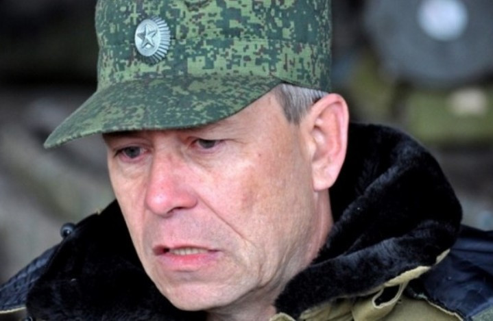 Басурин подтвердил продвижение и укрепление бойцов ООС под Горловкой: террорист в панике