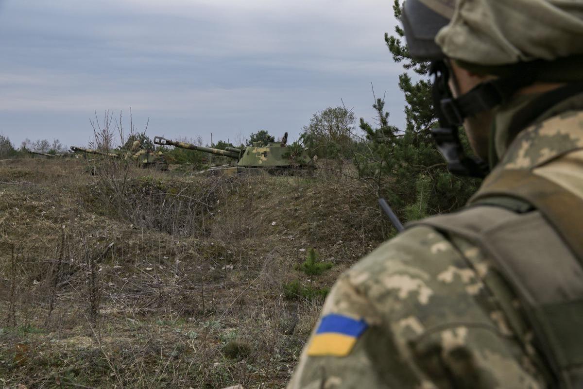 Ситуация в зоне ООС за 26-27 апреля: оккупанты несут тяжелые потери