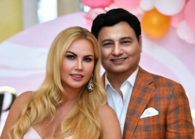 Камалия получила самолет в подарок от мужа-миллиардера Мохаммада Захура