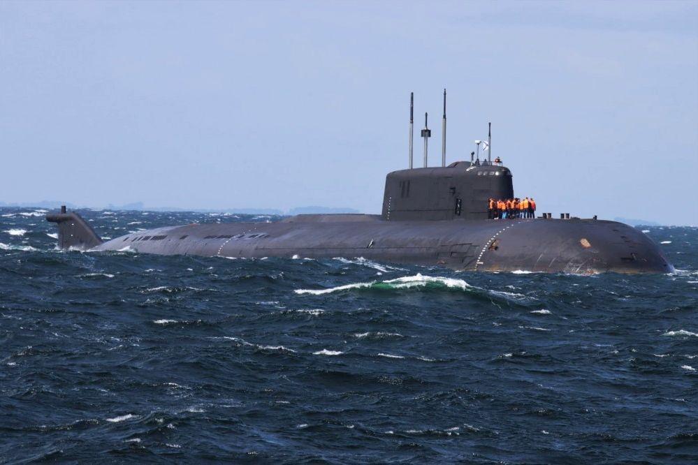 Чуть не случился Курск - 2: Дания сообщила о ЧП с атомной подлодкой РФ в своих водах, Москва молчит