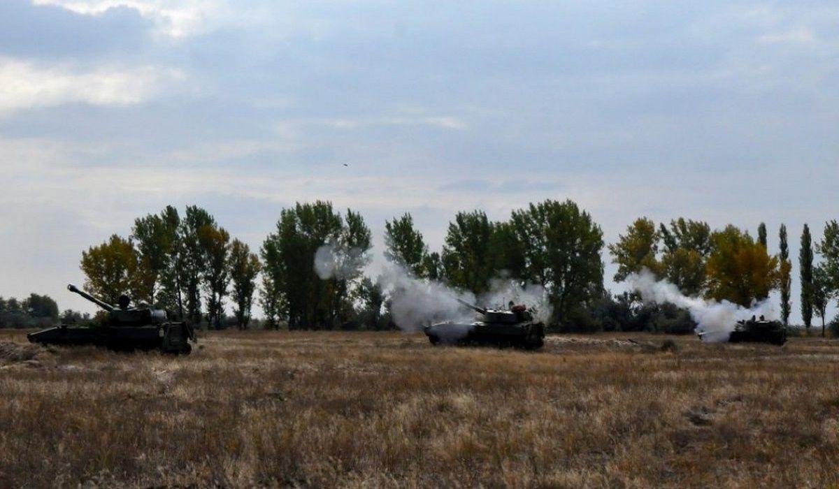 """Морпехи на САУ """"Гвоздика"""" нанесли огневой удар, прикрывая группу ВСУ"""