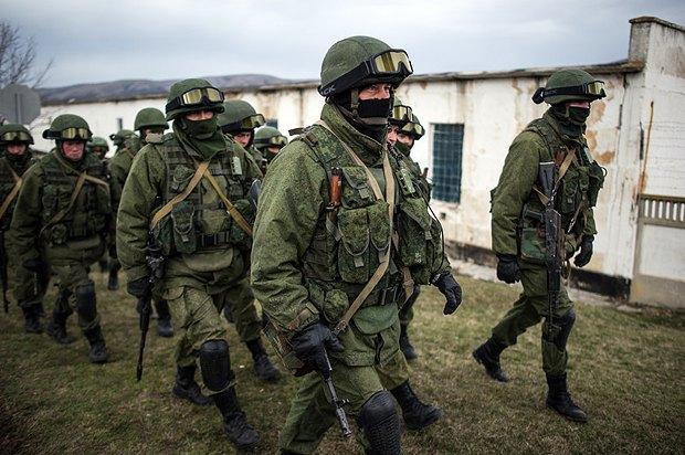 Бывший офицер-предатель МВД Украины открыл шокирующие подробности захвата Крыма российскими боевиками