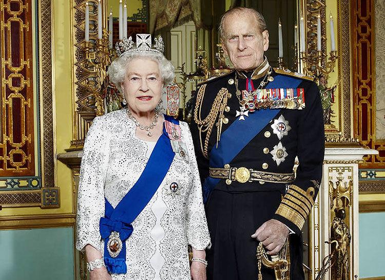 За 2 месяца до 100-летия ушел из жизни муж королевы Великобритании принц Филипп