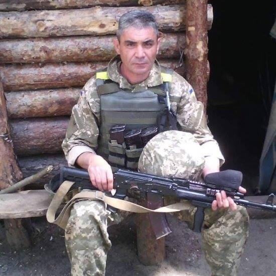 Дмитрий Дарий, погибшие в АТО, ООС, Донбасс, Крымское, Бахмутовка,террористы, ЛНР