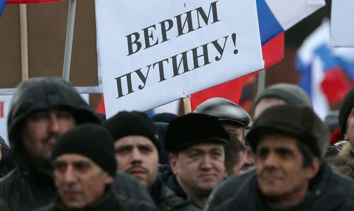 """""""Это таки Мордор! Им нравится война, они любят убивать"""", - политолог Голобуцкий объяснил, почему россияне массово поддерживают агрессора Путина"""