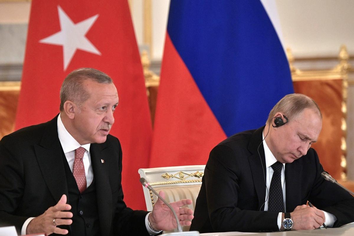 """Мюрид: """"Турция начала борьбу у границ самого рискованного региона России, Кремль теряет контроль"""""""
