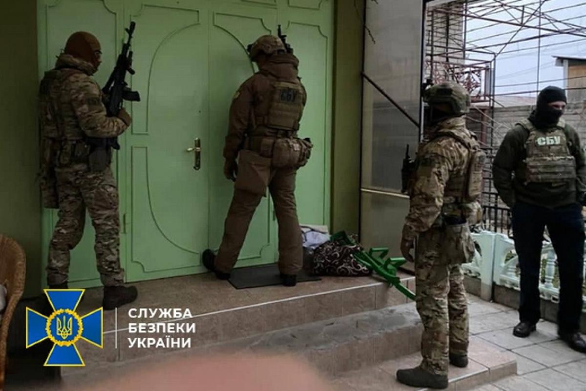 херсон, сбу, спецоперация, украина, гандзюк, криминал