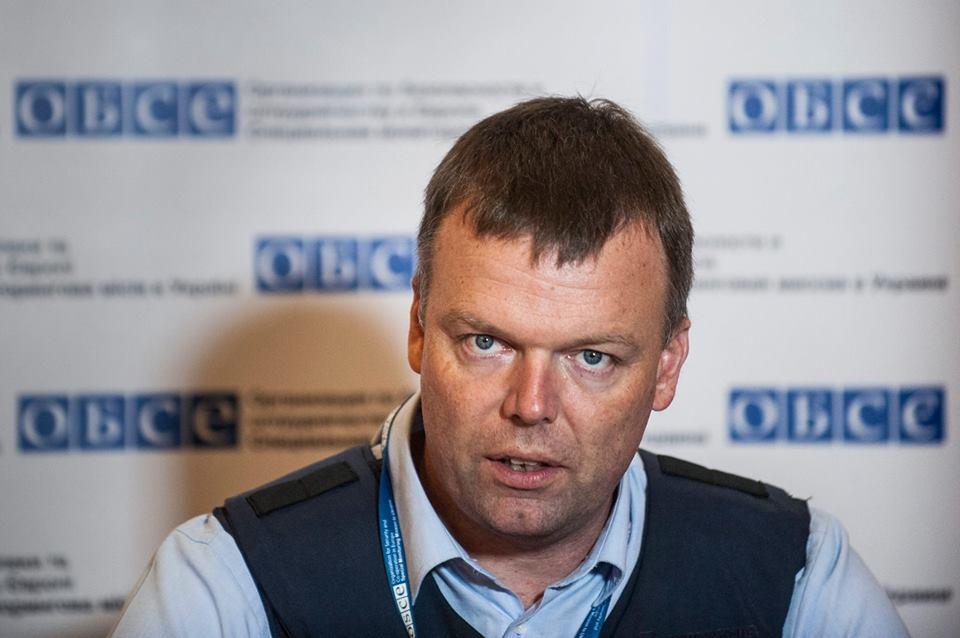 Жители Донбасса стали заложниками боевых действий - ОБСЕ