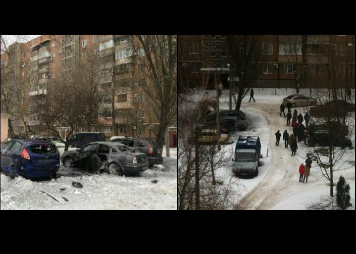 Мощный взрыв в центре Донецка: подрыв произошел у дома ранее убитого Моторолы, назван тип взрывного устройства