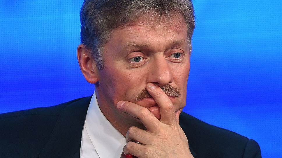 Нужно понять: Кремль отреагировал на новый законопроект Украины по мирной реинтеграции Донбасса