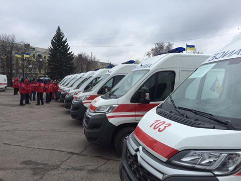 краматорск, новости, политика, донбасс, петр порошенко, украина, приезд, визит, скорая помощь, донецкая ога