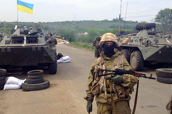 """Боевики """"ДНР"""" пошли на прорыв под Дебальцево, но были отброшены бойцами ВСУ с потерей целого взвода - СМИ"""