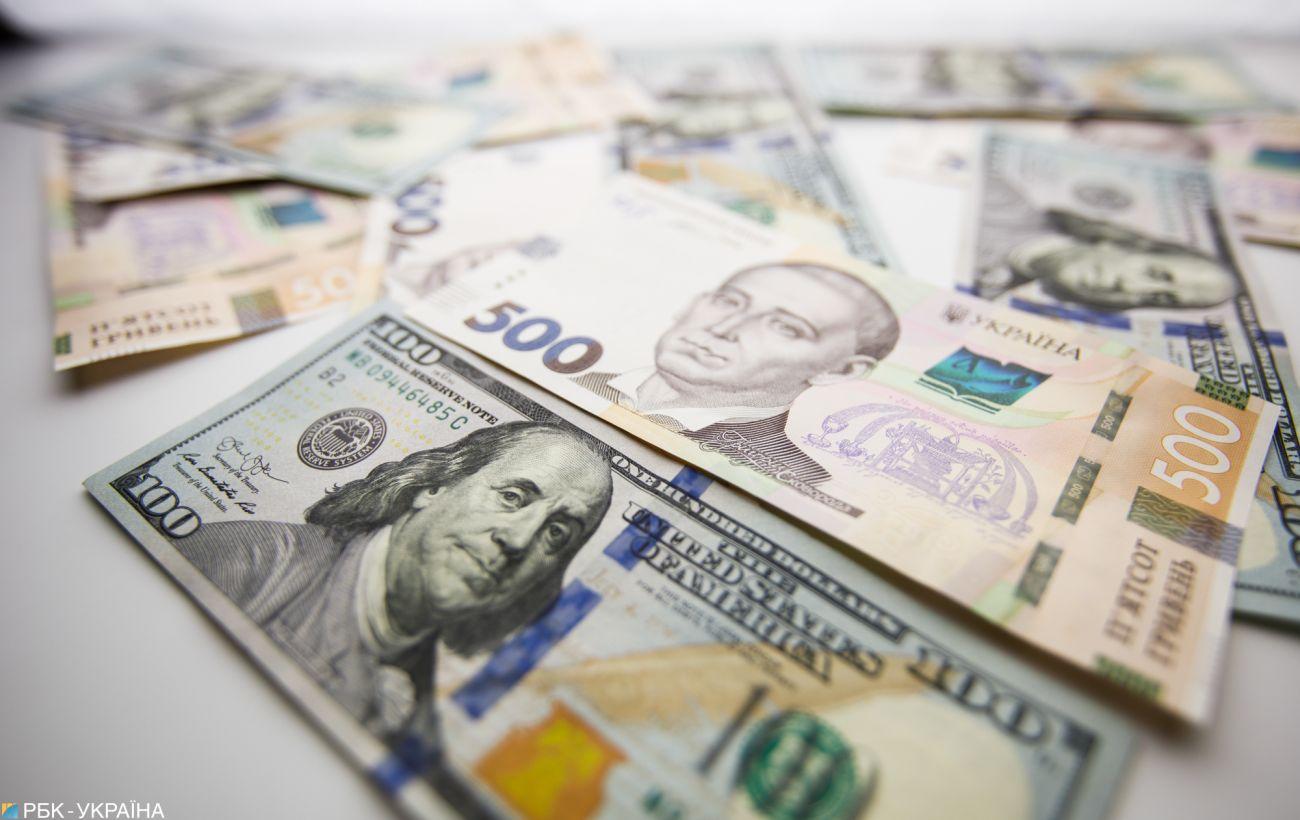 Курс доллара и евро в Украине: валюта быстро растет