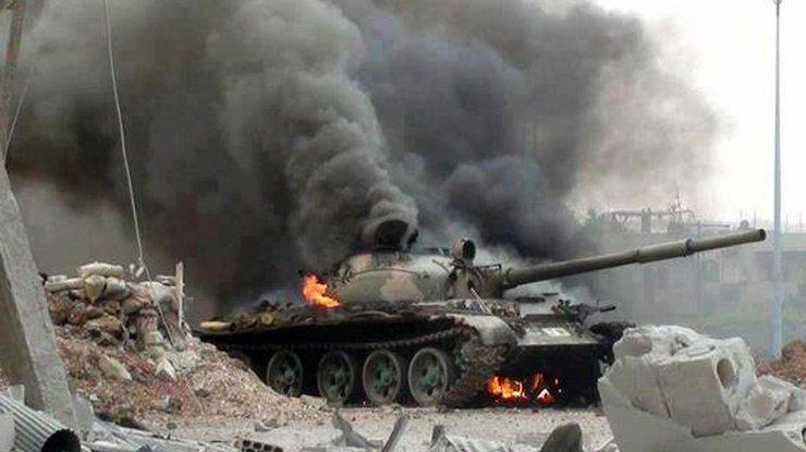 В Сирии произошло боевое столкновение между США и Россией: 18 россиян убиты, действовал спецназ США
