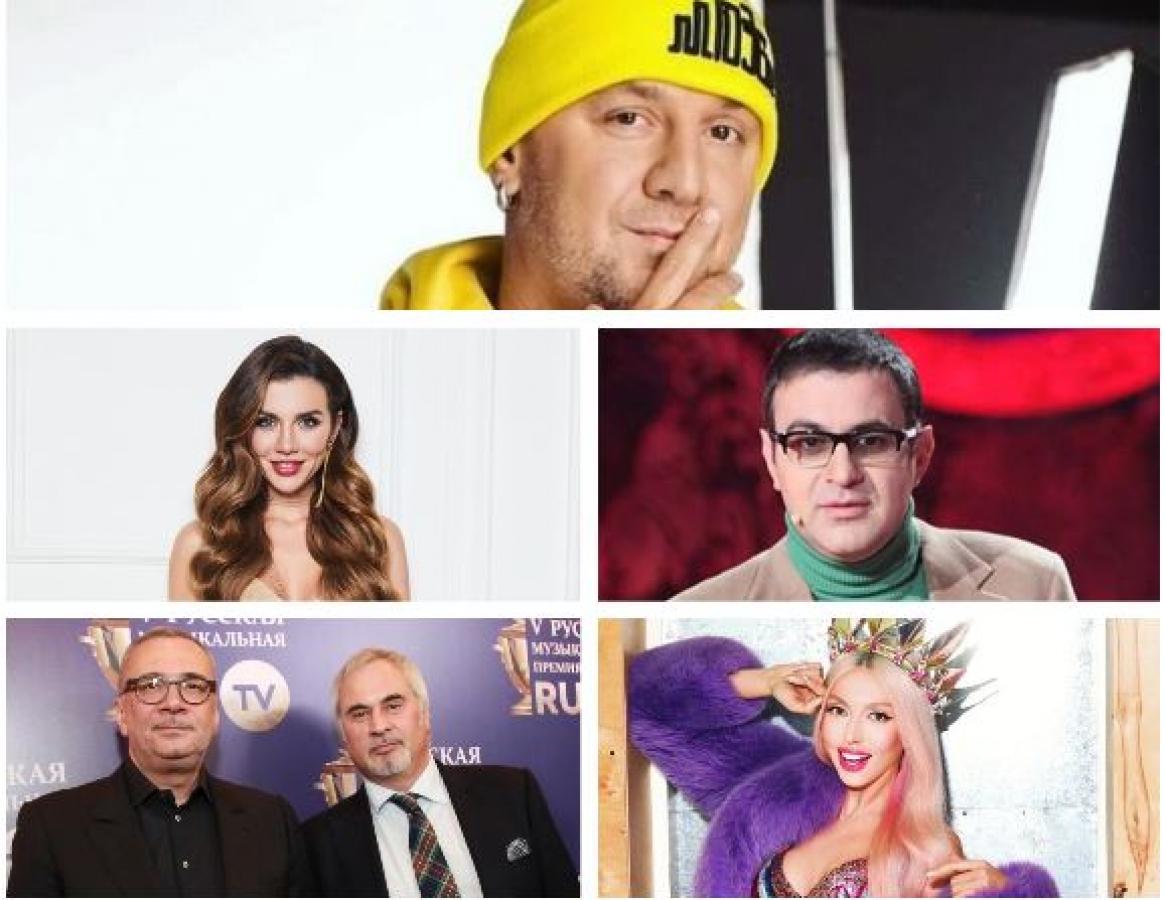 Потап, Меладзе, Полякова: кем могут работать звезды, если потеряют работу на сцене