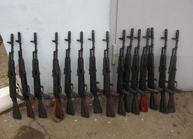 Минфин: украинское оружие в Россию не продается