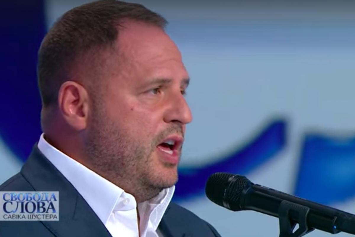 """Ермак поставил точку в вопросе выборов на Донбассе: """"Вопрос даже не риторический"""""""