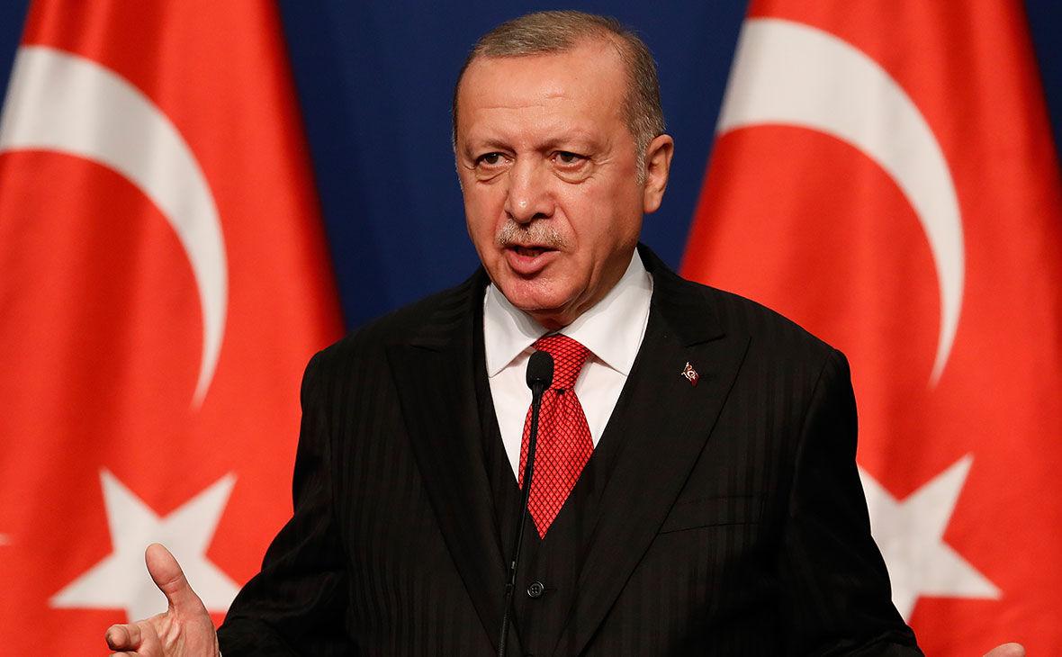 """Эрдоган рассказал про угрозы со стороны Путина из-за продажи Украине """"Байрактаров"""" - The Wall Street Journal"""