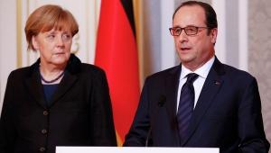 Меркель: Мы не питаем иллюзий, предстоит много работы по урегулированию на Донбассе