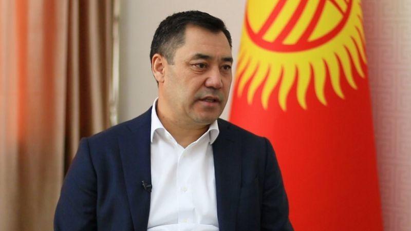Президентом Кыргызстана стал Жапаров, недавно освобожденный из тюрьмы