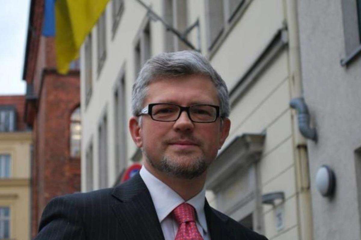 Der Tagesspiegel: Посол Украины в Германии устроил демарш коллеге из РФ, показав всему миру, как нужно поступать, когда против твоей страны идет война