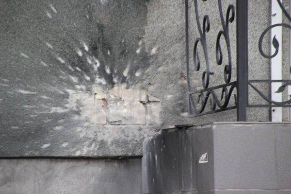 Мощный взрыв в центре Кировограда: детонировала начиненная металлом взрывчатка. Есть пострадавшие