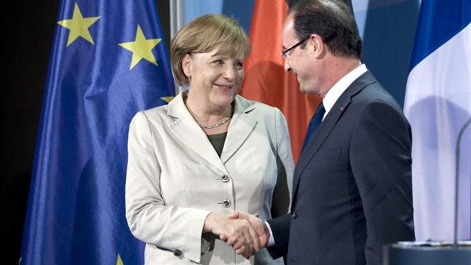 Порошенко,Меркель, Олланд, пересмотрят, линия, разграничение, ДНР, формирования, учет