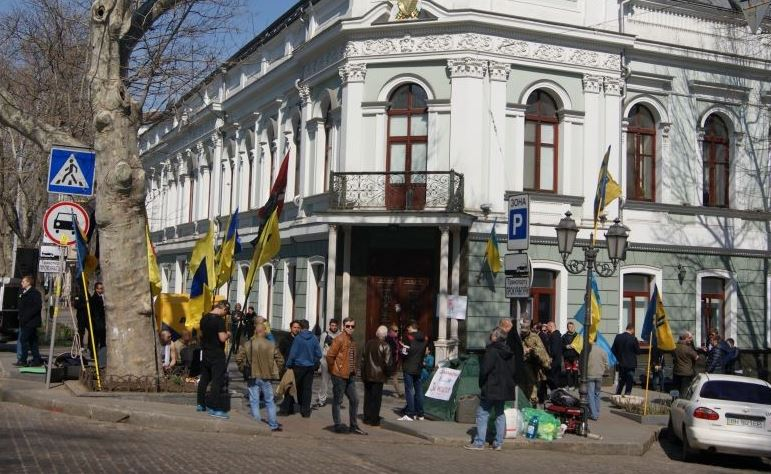николай стоянов, новости, политика, майдан, одесса, протест, прокурор, назначение, увольнение, георгий сакварелидзе, общество, прокуратура