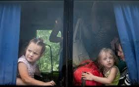 Дети-сироты из городских приютов Донецка эвакуированы в Мариуполь