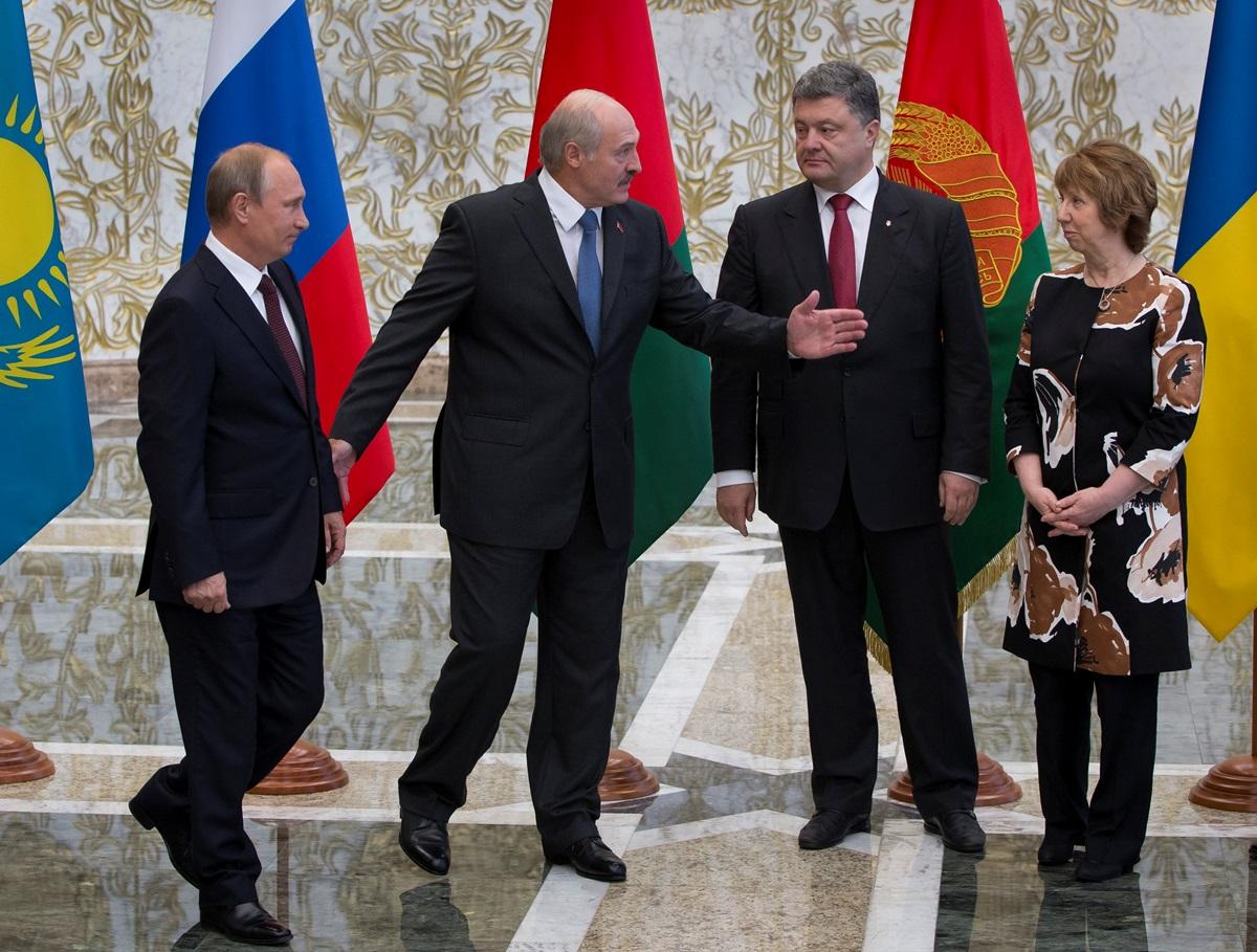 """Переговоры в формате Украина-ЕС-""""Евразийская тройка"""" продолжатся до 12 сентября"""