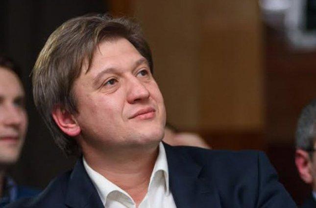 Зеленский, Андрей Богдан, СНБО, Данилюк, Украина, должность