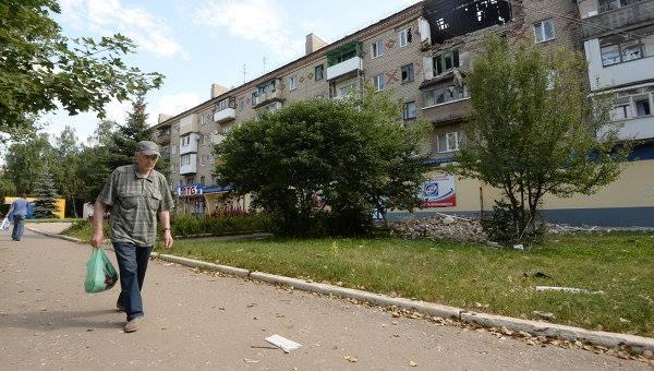 МВД Украины: в Горловке силы АТО уничтожили один из мини-штабов ополченцев