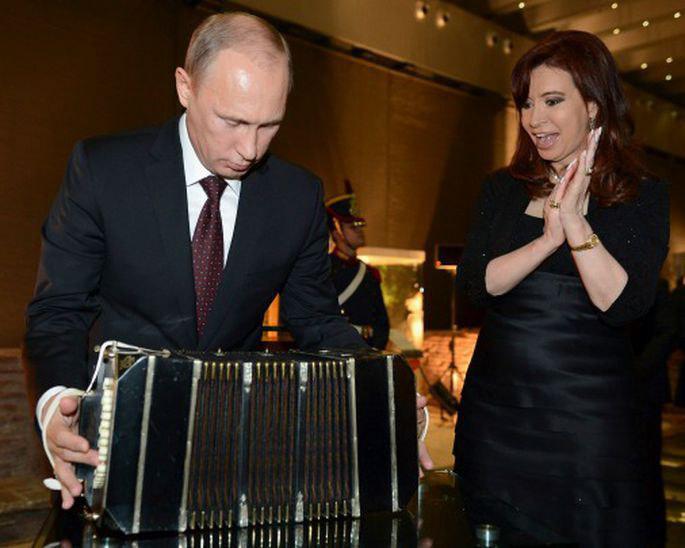 Кристина де Киршнер, Владимир Путин, коррупция, суд, Аргентина, происшествия, документы