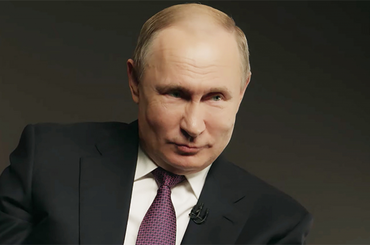 Путин не согласен, что россиянам так тяжело еще никогда не жилось