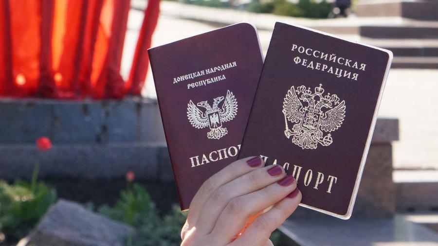 луганск, лнр, днр, донецк, паспорта россии, война на донбассе, гражданство россии, жители донбасса, регистрация, новости украины