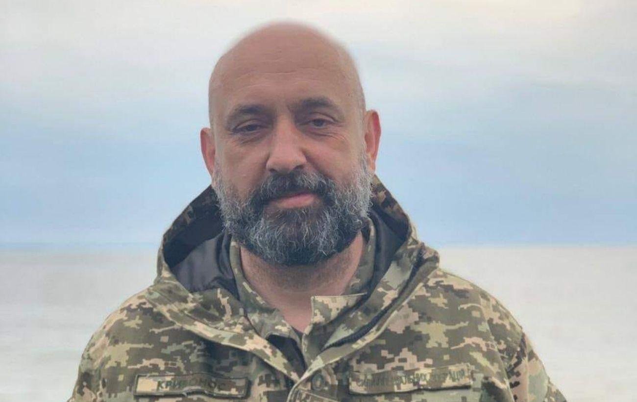 Генерал Кривонос рассказал, кто и как будет защищать Украину в случае атаки России