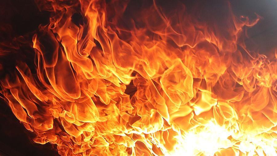 В Горловке после пожара много погибших