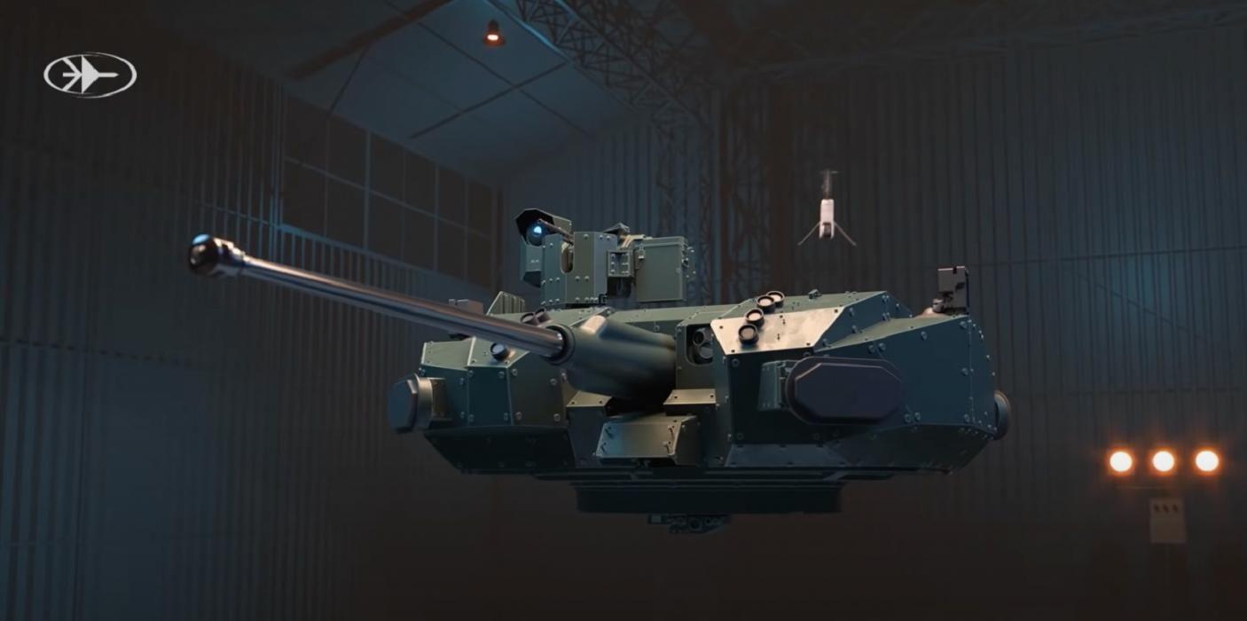 """Боевой """"ол инклюзив"""": израильская Rafael представила модернизированную 30-миллиметровую систему Samson"""