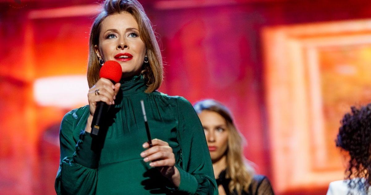 Елена Кравец очаровала подписчиков своей маленькой копией