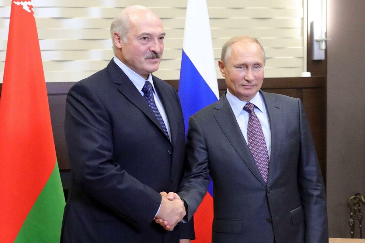 Из-за санкций ускорился процесс интеграции РФ с Беларусью, Лукашенко ищет пути отхода - СМИ РФ